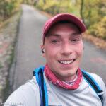 Mike Kulick running